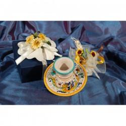 Candeliere con Piattino Raffaellesco