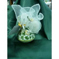 Small Vase Mignon Pesarese