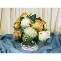 Round Basket Squashes