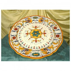 Round Tray Raffaellesco Luxury SIM