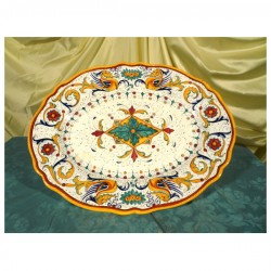 Oval Tray Raffaellesco Luxury SIM