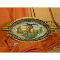 Oval Centerpiece Renaissance