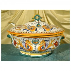 Oval Tureen Raffaellesco Luxury SIM
