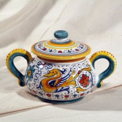 Sugar Bowl Raffaellesco Luxury x 6