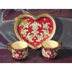 Coffee Set x 2 Ruby
