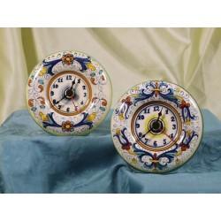 Orologio Tondo da Appoggio Classico Pietra