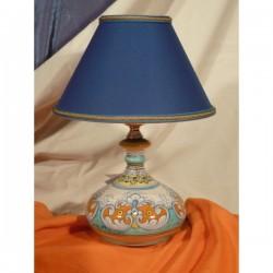 Lampada Cipolla Ornato Colori Pietra