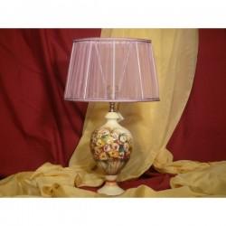Lampada Anfora con Piede