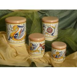 Cylindrical Jar Classic