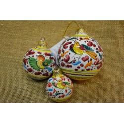 Palla di Natale Sfera Arabesco